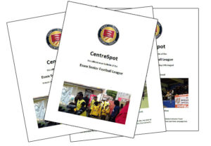 CentreSpot - The official Newsletter of the Essex Senior League