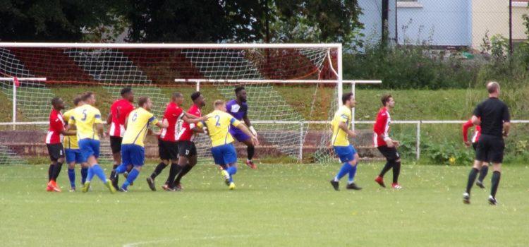 Clapton V Norwich United FC-19-8-17