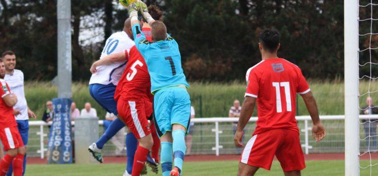 Enfield FC c=v Folkestone FC