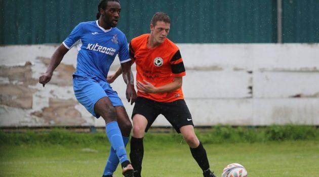 Redbridge FC v Sawbridgeworth Town FC