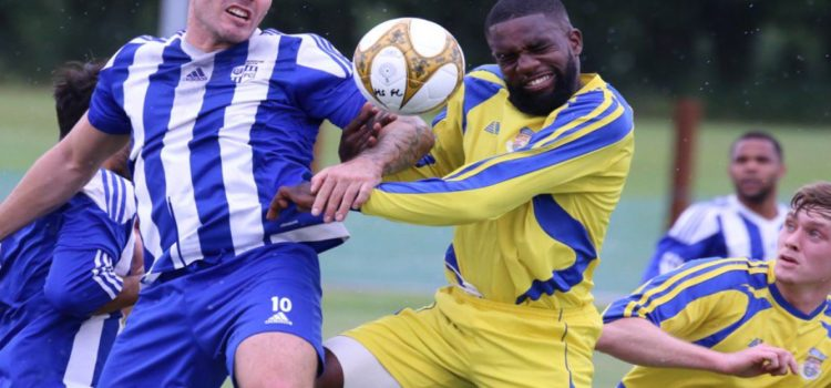 Hullbridge Sports FC v Waltham Forest FC