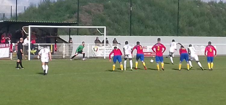FC Romania v Hayes