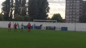 West Essex v Great Wakering