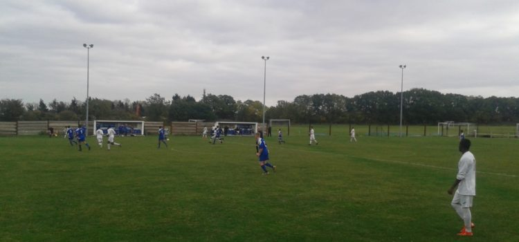 Hullbridge Sports v Wadham Lodge Oct 2017
