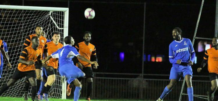 Tower Hamlets FC v Redbridge FC