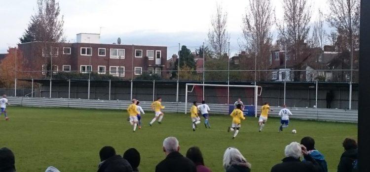 Waltham Forest v Woodford Town Nov 2017