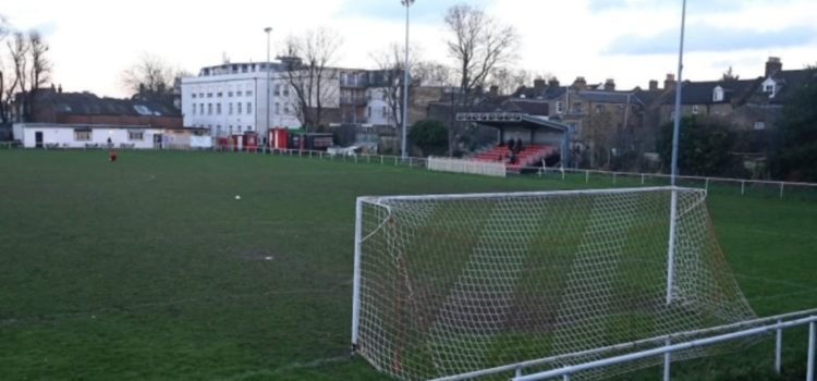 Clapton Stand