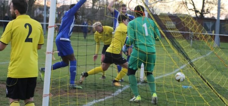Southend Manor v Hullbridge Sports Nov 2017