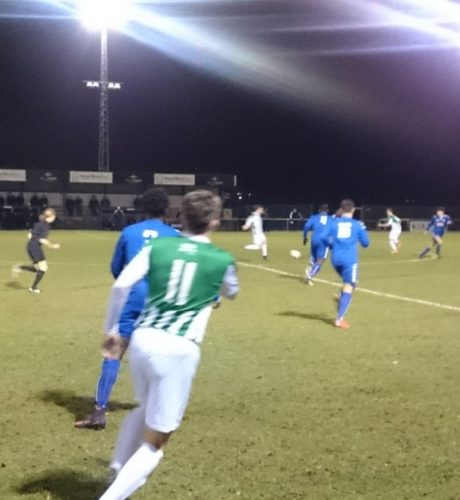 Great Wakering v Woodford Town