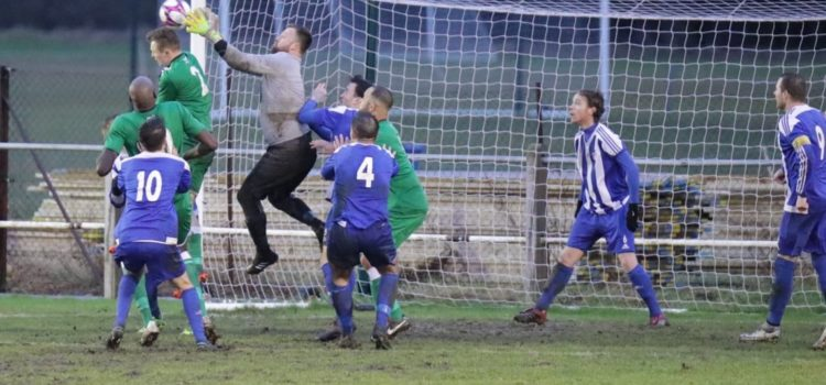 Hullbridge v Enfield Jan 2018