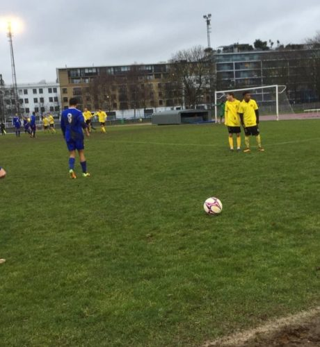 Sporting Bengal v Southend Manor Feb 2018